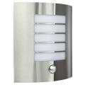 Philips Massive 17014/47/10 - Senzor Corp de iluminat perete exterior OSLO 1xE27/60W