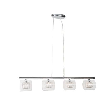 Philips Massive 38051/11/10 - Lampa suspendata CALLAS 4xG9/40W