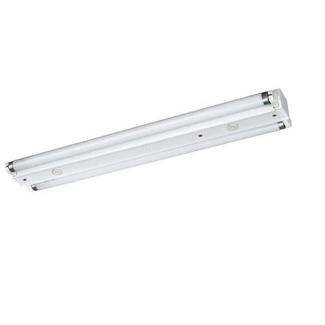 Philips Massive 85111/22/31 - Lampă fluorescentă ECONOMYLINE 2xG13/18W/230V