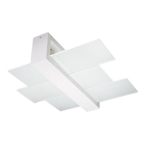 Plafonieră FENIKS 2 2xE27/60W/230V alb