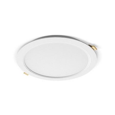 Plafonieră LED ATUEL LED/9W/230V 4000K d. 11,8 cm IP54