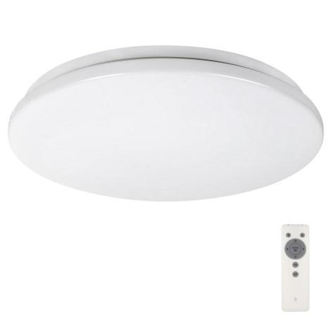 Plafonieră LED dimabilă cu telecomandă EMMETT LED/16W/230V Rabalux