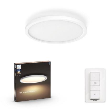 Plafonieră LED dimabilă Hue LED/24,5W/230V Philips + telecomandă