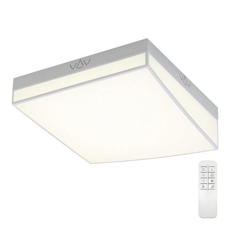 Plafonieră LED dimmabilă cu telecomandă LED/35W/100-240V