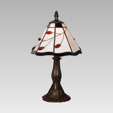 Prezent 173 - Lampă de masă TIFFANY 1xE14/40W/230V