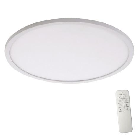 Prezent 17302 - Plafonieră LED cu telecomandă KRATON 1xLED/40W/230V