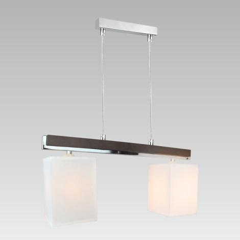 Prezent 25105 - PIANO Lampa suspendata 2xE27/60W/230V