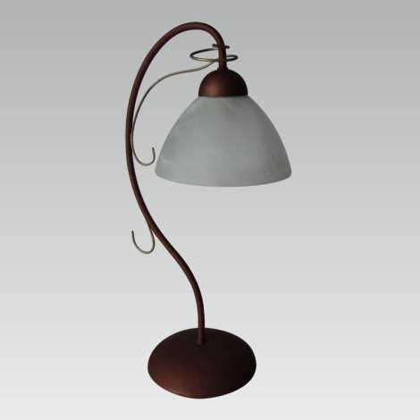 Prezent 31023 - ALLEGRA Lampa de masa 1xE27/60W/230V