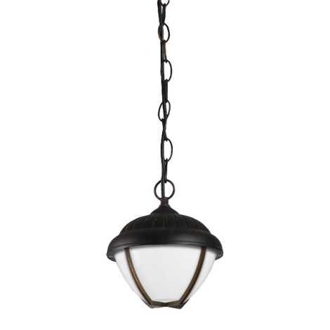 Prezent 39018 - Lustra LED exterior NEBRASKA LED/7W/230V