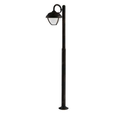 Prezent 39019 - Lampa LED exterior NEBRASKA LED/7W/230V