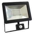 Proiector LED cu senzor NOCTIS 2 SMD LED/30W/230V IP44 1950lm negru