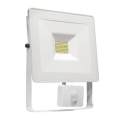 Proiector LED cu senzor NOCTIS LUX SMD LED/10W/230V IP44 900lm alb