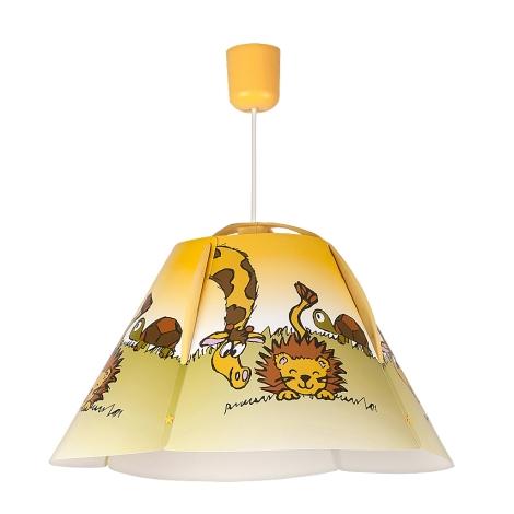 Rabalux 4568 - Lampă copii LEON E27/60W