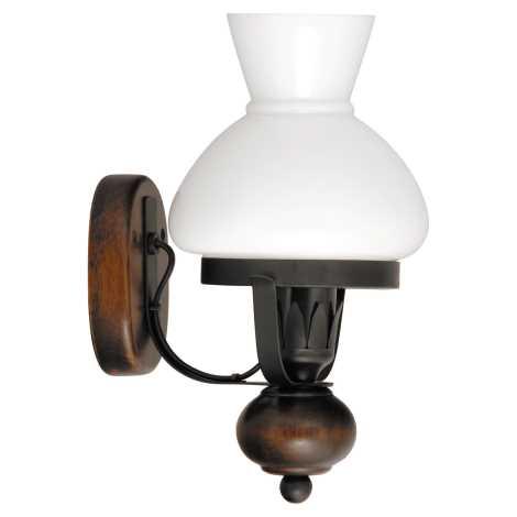 Rabalux - Corp de iluminat perete E27/60W/230V