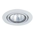 Rabalux - Corp de iluminat tavan fals 1xGU5,3/50W/12V
