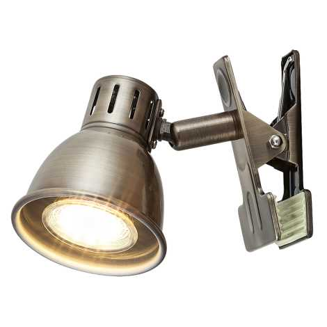 Rabalux - Lampa cu clips GU10/15W