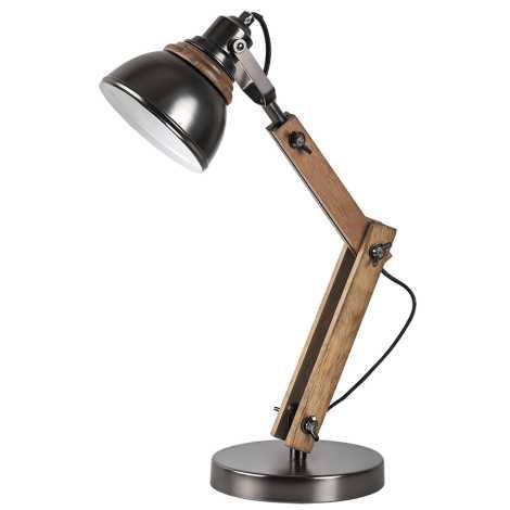 Rabalux - Lampă de masă 1xE14/15W/230V negru