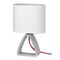 Rabalux - Lampă de masă 1xE14/40W/230V alb
