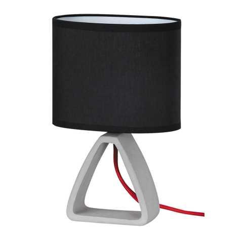 Rabalux - Lampă de masă 1xE14/40W/230V negru