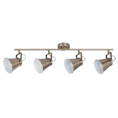 Rabalux - Lampa spot 4xE27/60W/230V