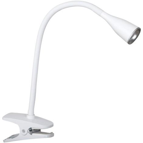 Rabalux - LED Lampă de masă cu clips 1xLED/4,5W/230V