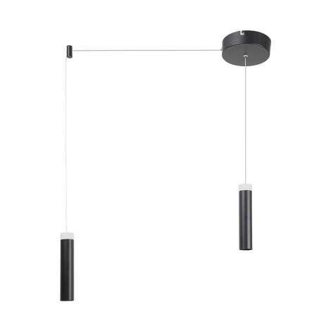 Rabalux - Lustră LED pe cablu LED/14W/230V