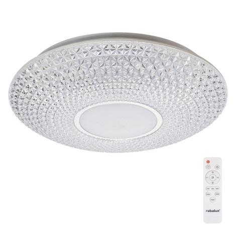 Rabalux - Plafonieră LED dimmabilă cu telecomandă LED/48W/230V