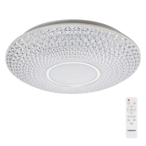 Rabalux - Plafonieră LED dimmabilă cu telecomandă LED/72W/230V