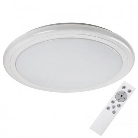 Rabalux - Plafonieră LED dimmabilă cu telecomandă RGB LED/42W/230V