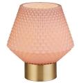 Searchlight - Lampă de masă LAMP 1xE27/7W/230V roz