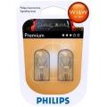 SET 2x Bec auto Philips VISION 12067B2 W16W W2,1x9,5d/16W/12V