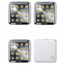 SET 3x LED Lampă design minimalist QOD LED/3,5W/230V 3000K - Osram