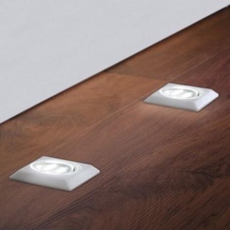 SET 5x LED iluminat de podea 5xLED/0,5W/230/12V