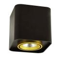 Spot LED XENO LED/10W/230V negru 800lm