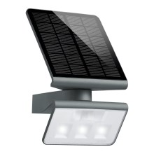 STEINEL 009823 - Lampa solara LED exterior XSolar L-S LED/1,2W