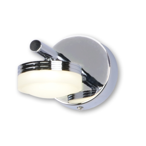 Top Light - Corp de iluminat LED baie HUDSON 1xLED/5W/230V