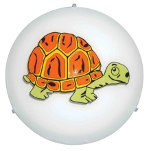 Top Light - Lampa copii 5502/40/ TURTLE 2xE27/60W