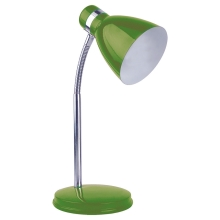 Top Light - Lampa de masa STUDENT 1xE14/40W/230V verde