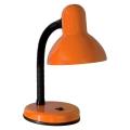 Top Light - Lampa de masa STUDENT 1xE27/60W/230V portocaliu