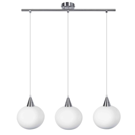 Top Light - Lampa suspendata 1519/3/K 3xE27/60W