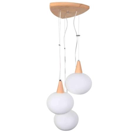 Top Light - Lampa suspendata 1531/3K/SD 3xE27/60W