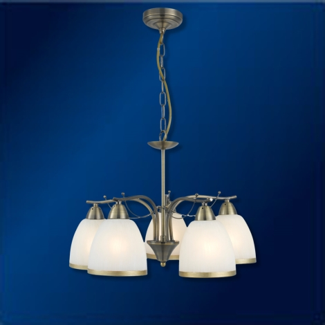 Top Light - Lustra BRAHAMA 5585-5AB 5xE27/60W
