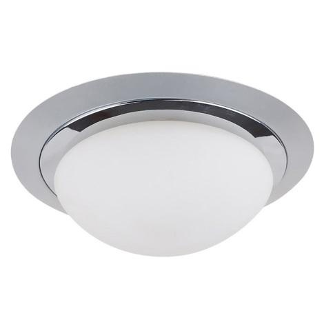 Top Light Metuje XL - LED Plafonieră baie METUJE 2xE27/6W/230V IP44
