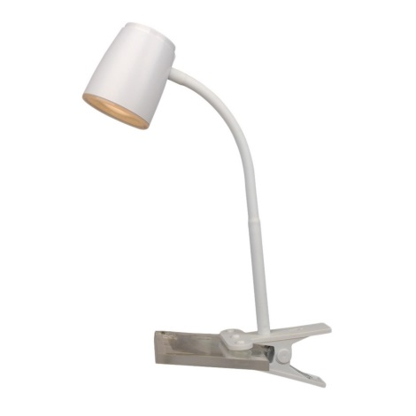 Top Light Mia KL B - Lampă LED cu clips LED/4,5W/230V alb