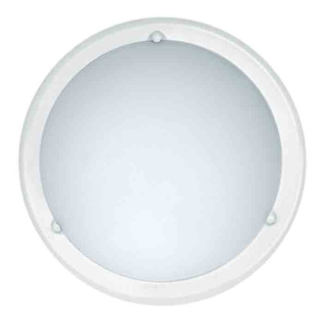 Top Light - Plafoniera cu senzor 5502/30/B/MWS 1xE27/60W