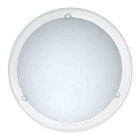 Top Light - Plafoniera cu senzor 5502/40/B/MWS 2xE27/60W