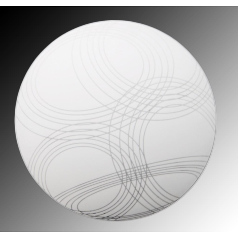 Top Light - Plafoniera cu senzor 5502/40/KOL/MWS 1xE27/60W