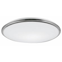 Top Light Silver KM 4000 - Plafonieră baie LED LED/18W/230V