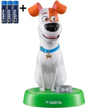 Varta 15641 - LED Childrens lamp THE SECRET LIFE OF PETS LED/3xAAA