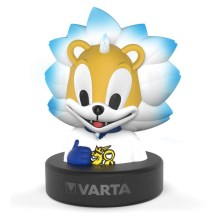 Varta 15660 - LED Lampă de copii FINKEY LED/3xAA
